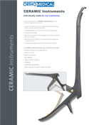 Download Product Sheet Ceramic Instruments