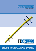 Download Catalogue ORLOS Humeral Nail System
