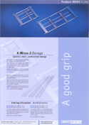 Download Product Sheet K-Wires & Storage
